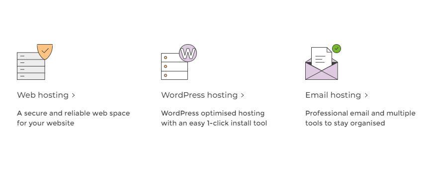 multiple hostings