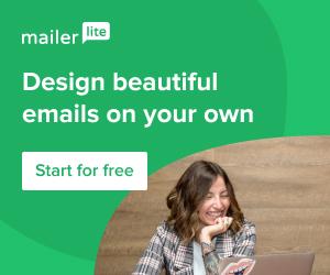 design-beautiful-emails mailerlite