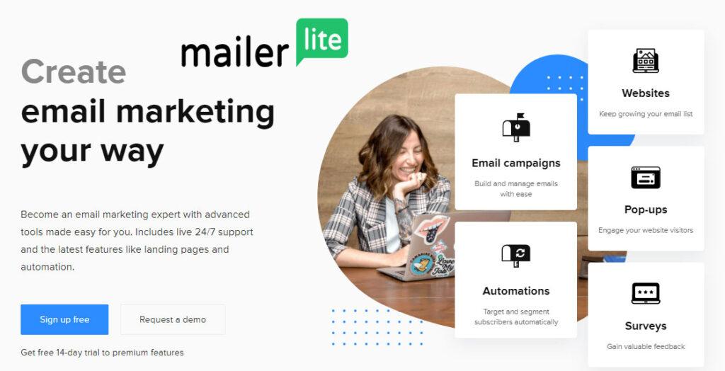 Mailerlite review